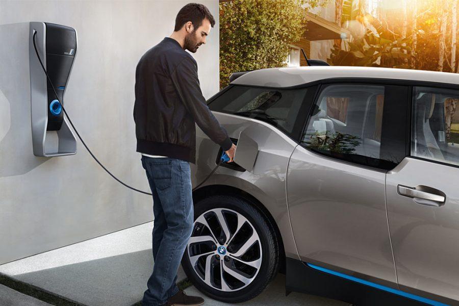 Lade el-bilen trygt hjemme